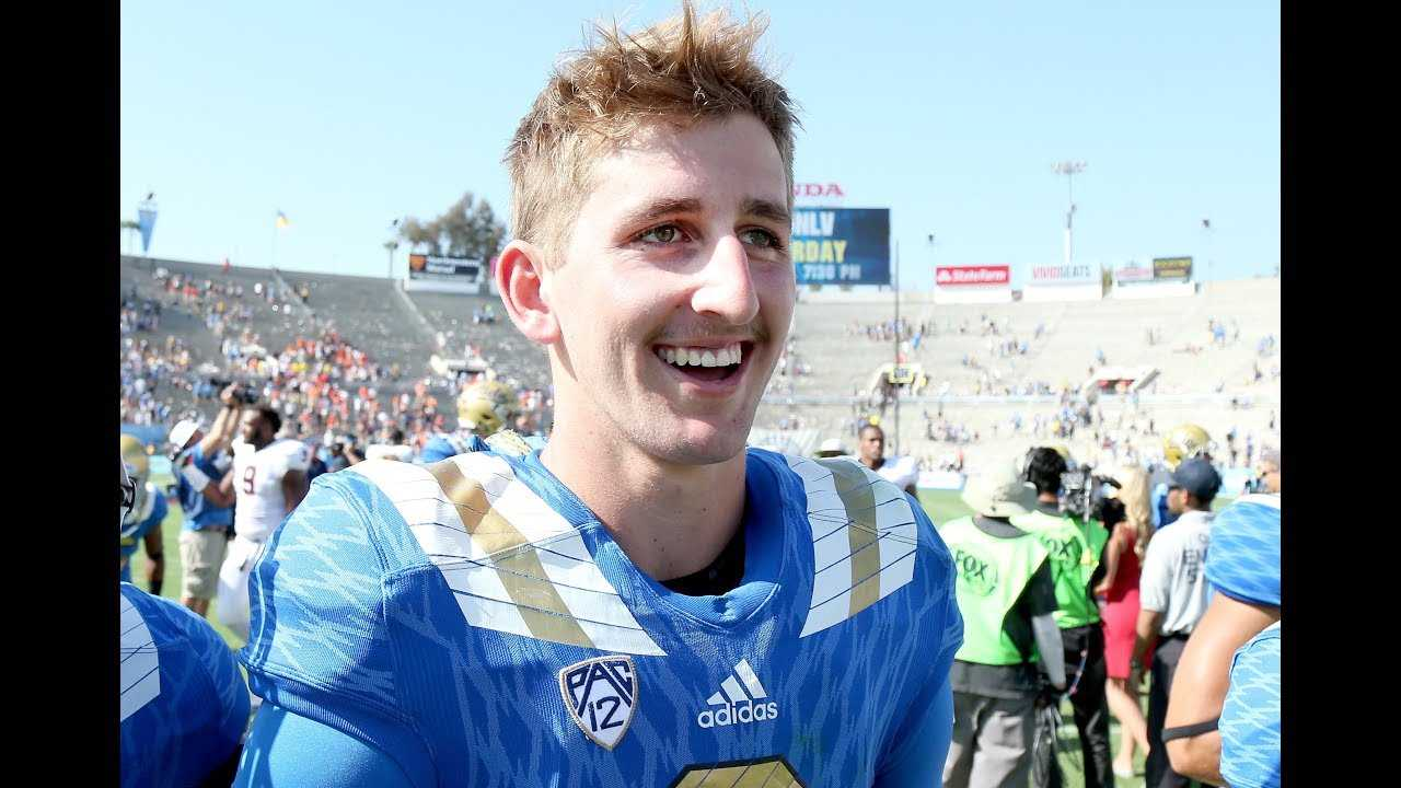 Josh Rosen Clears The Air On Browns, Hot Tub In Dorm & More | The Dan Patrick Show | 4/24/18