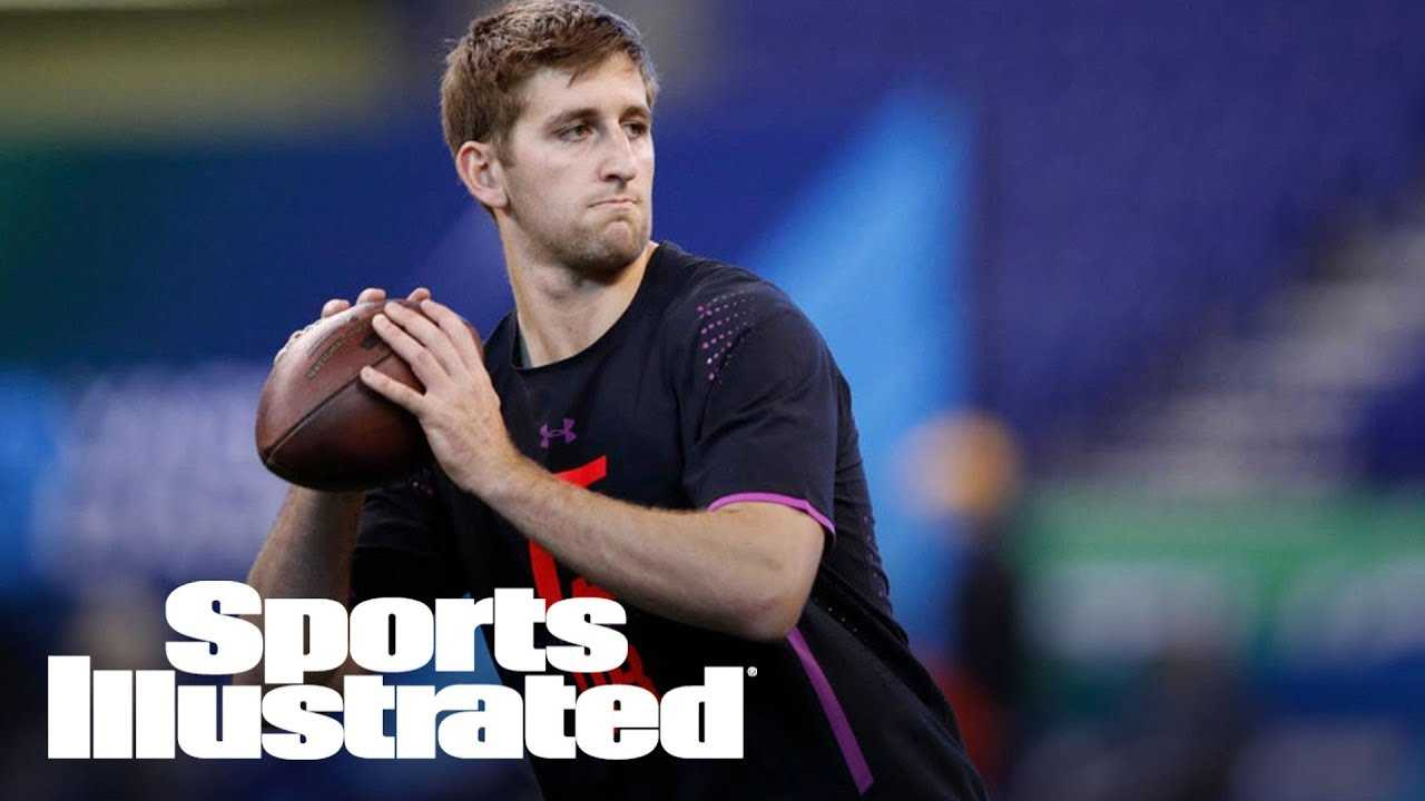 Josh Rosen: 'I'll Be Last Quarterback Standing' From 2018 NFL Draft | SI NOW | Sports Illustrated