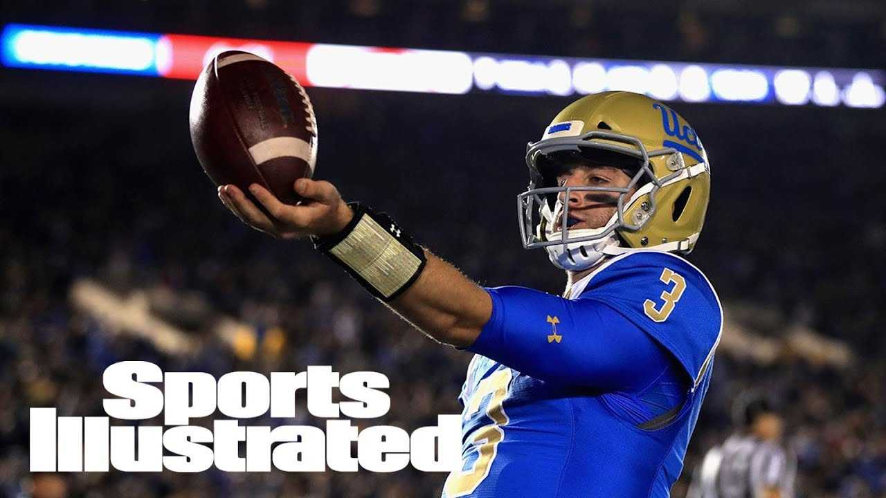 Josh Rosen Opens Up About 'Off-Field Concerns' & His NFL Draft Plans | SI NOW | Sports Illustrated