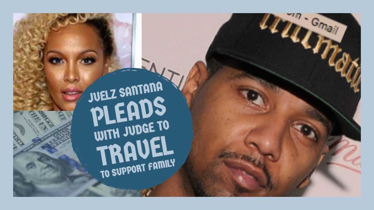 Juelz Santana PLEADS with Judge to Travel so He Can Feed His Family, He Is on $500000 BAIL