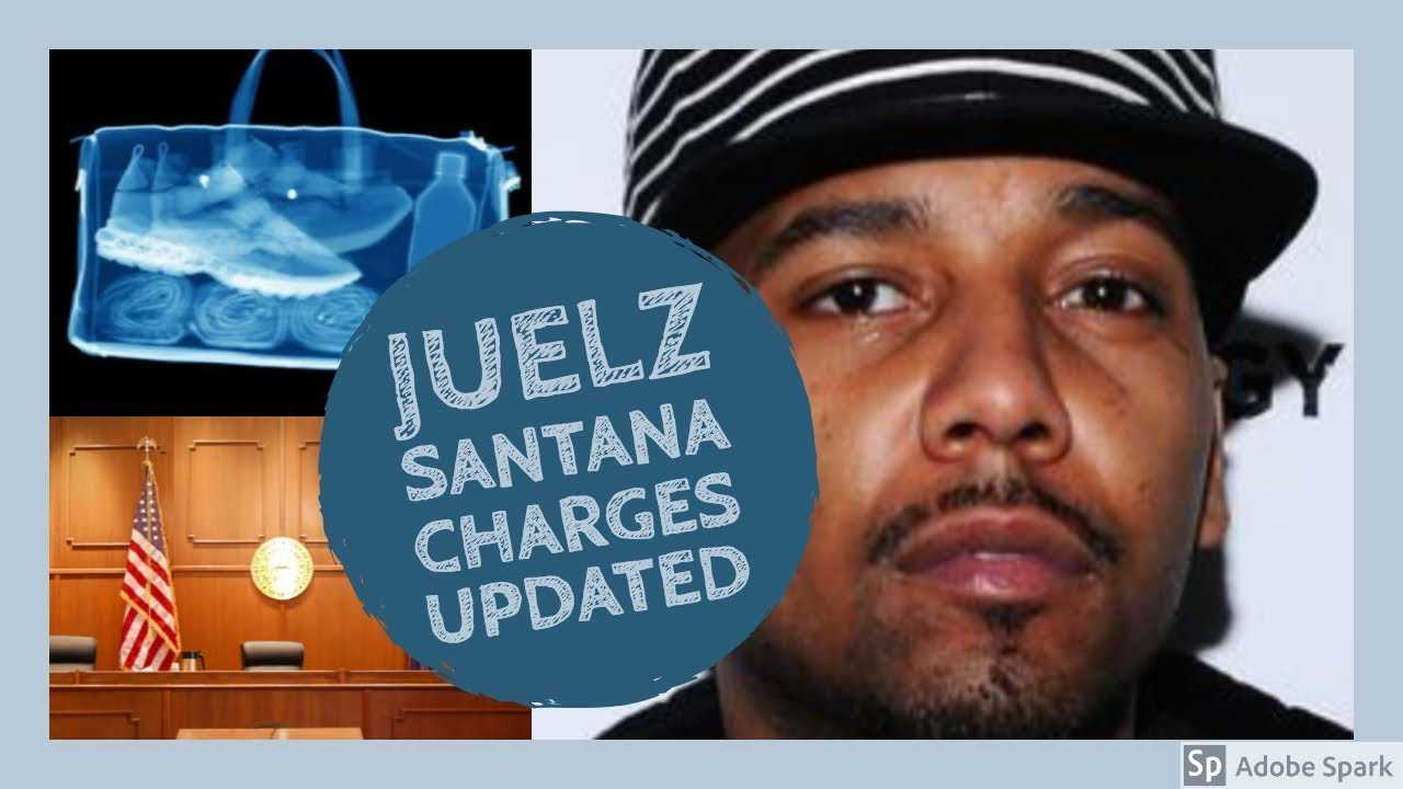 JUELZ SANTANA UPDATE: Juelz Santana Indicted on Two Federal Charges