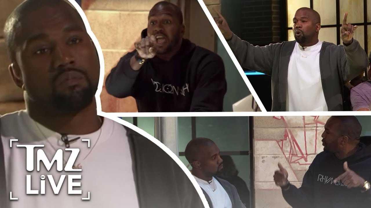 Kanye West: The Backlash | TMZ Live