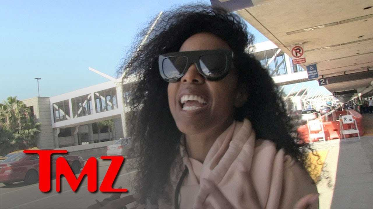 Kelly Rowland Thinks Michelle Obama Could Keep Up In Destiny's Child | TMZ