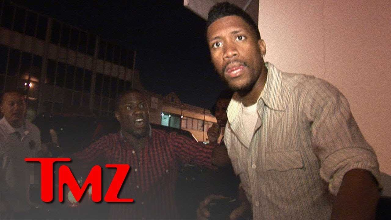 Kevin Hart Once Left Alleged Extortionist JT Jackson in the Dust | TMZ