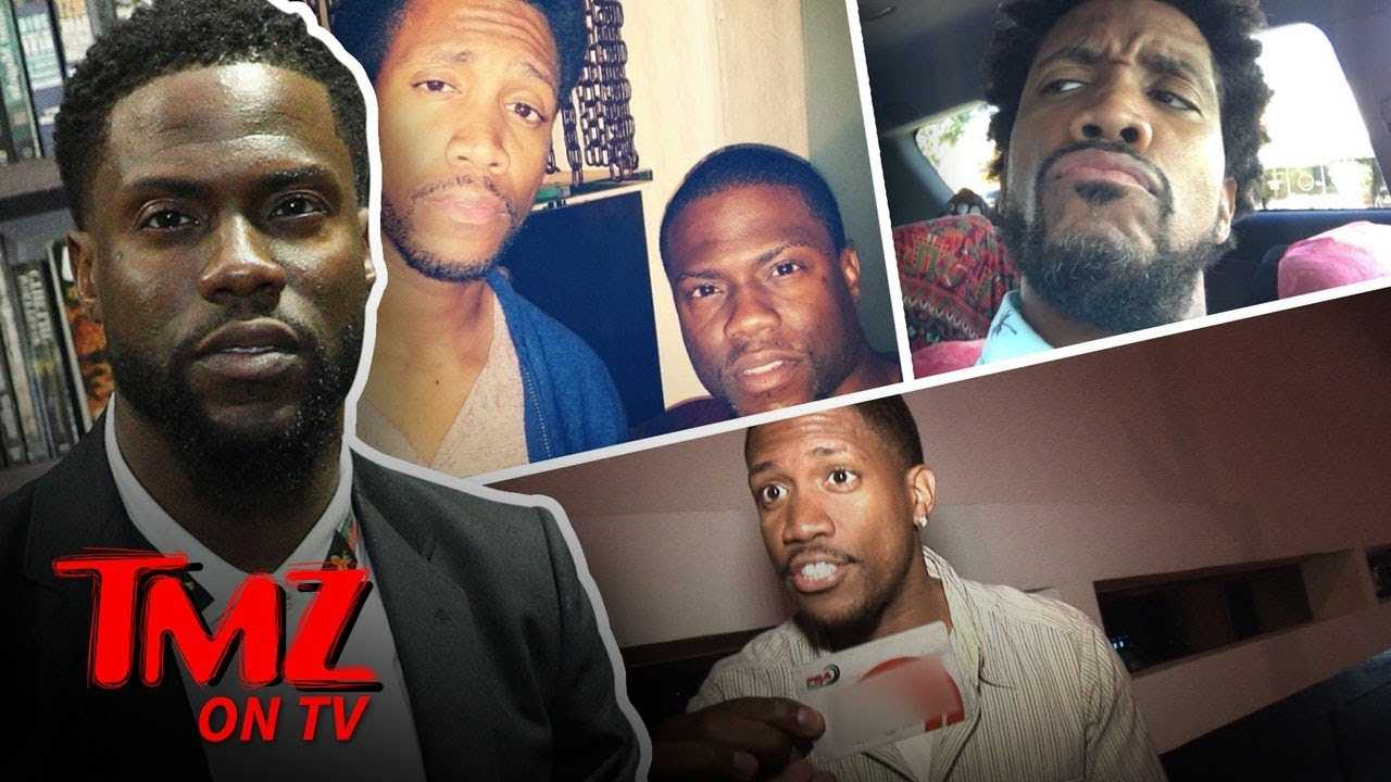 Kevin Hart's Extortionist Was His Friend! | TMZ TV