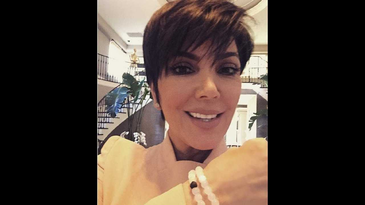 Kris Jenner message to Tristan Thompson about her family …