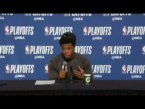 Kyle Lowry Postgame Interview | Cavaliers vs Raptors Game 3