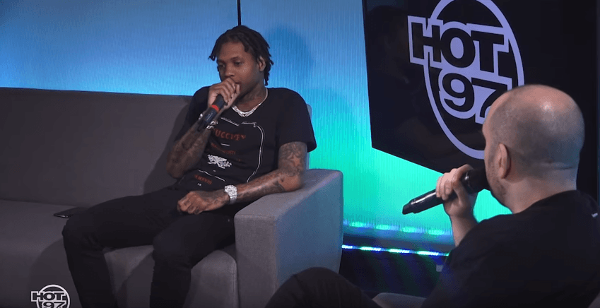 Lil Durk on Why He Left Dej Jam with Peter Rosenberg [Interview]