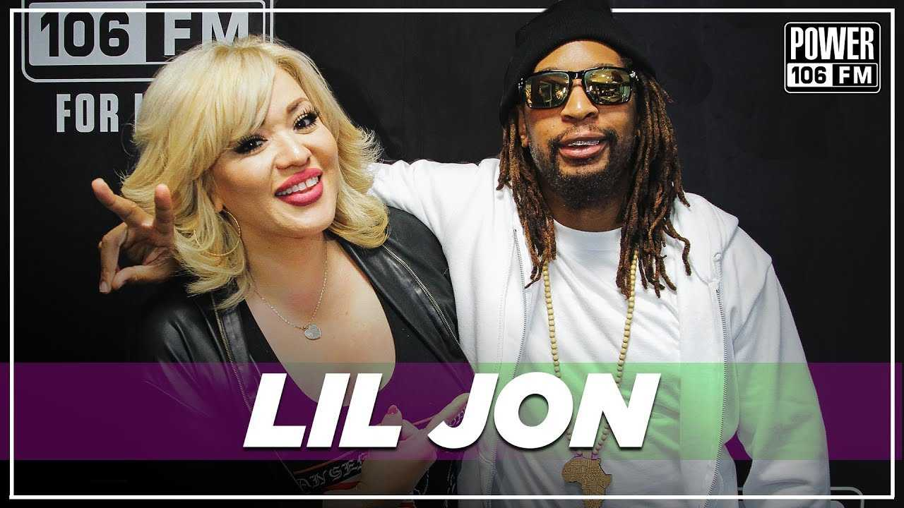 "Lil Jon Describes ""The Trump He Knew"", Shares Favorite Studio Moment With Ice Cube, and more!"