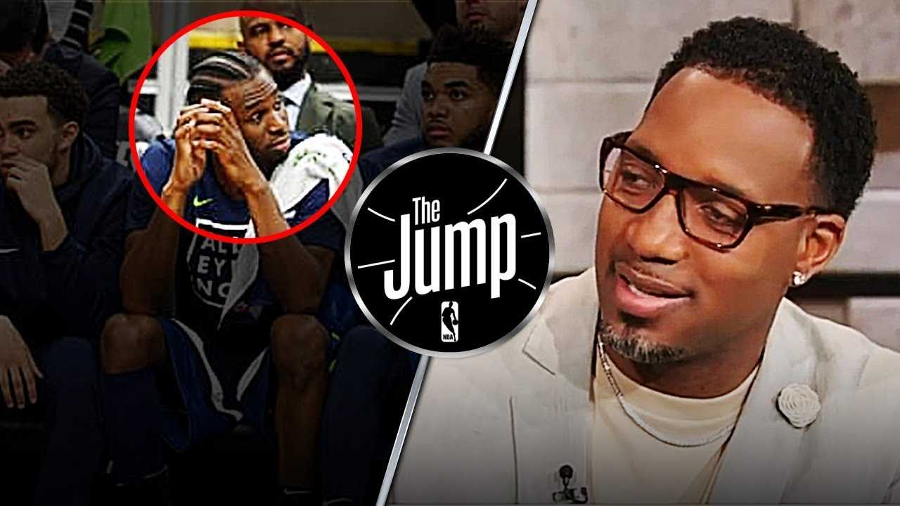 McGrady & Pippen Criticize Andrew Wiggins For Not Playing With Energy & Passion | The Jump