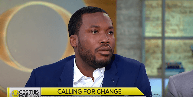Meek Mill Talks Criminal Justice Reform on CBS This Morning [Interview]