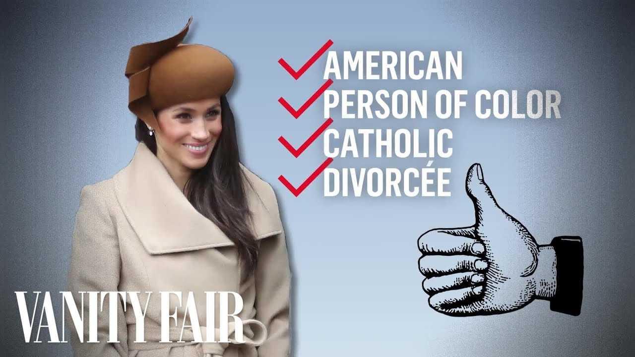 Meghan Markle & Divorce in the Royal Family, Explained   Vanity Fair