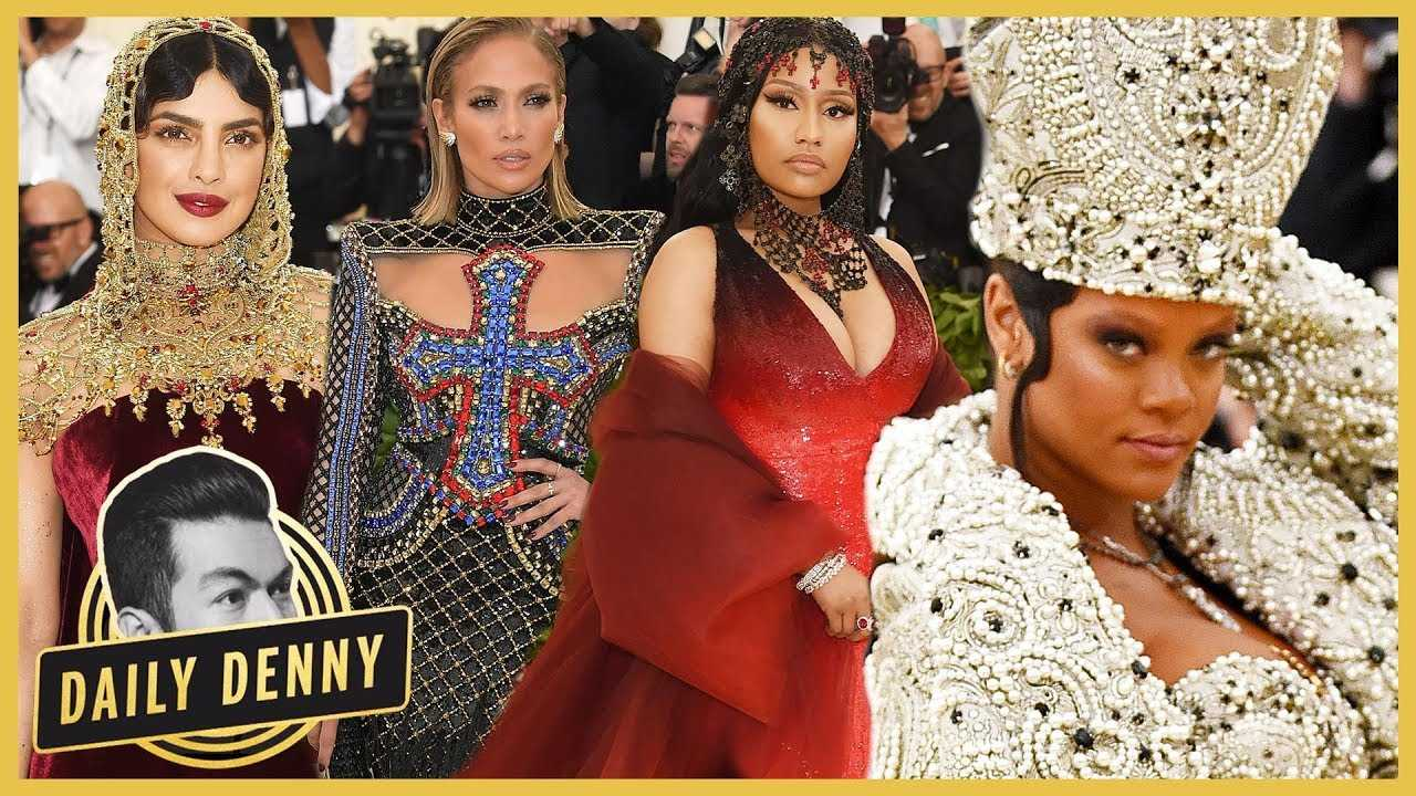 Met Gala 2018: What You Didn't See On The Carpet, PLUS Details On Your Favorite Looks | Daily Denny