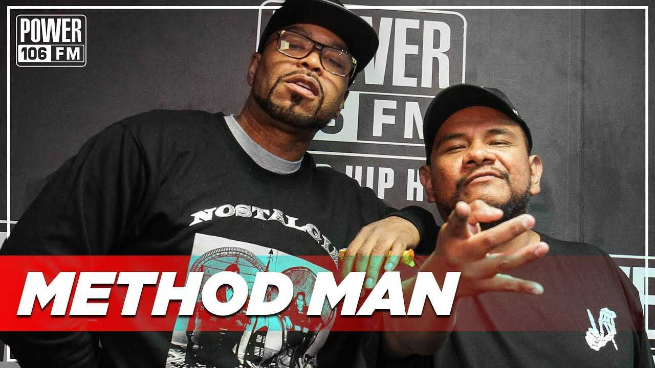 Method Man – Learning From Run-DMC, Kanye's Mental Health, Skipping the Strip Club and more!