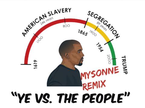 "New Music: Mysonne | ""Ye vs. The People"" Remix [Audio]"