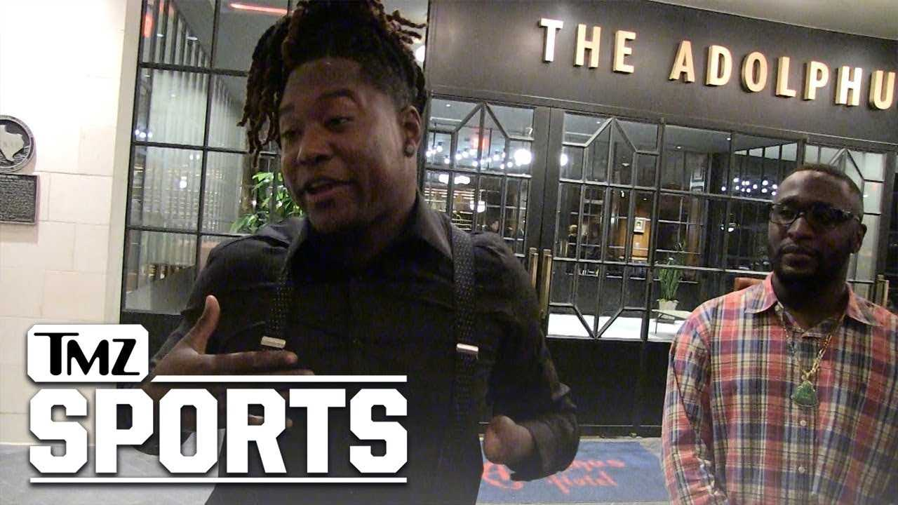 NFL Draft's Shaquem Griffin Shoots His Shot at Hot Olympic Sprinter! | TMZ Sports