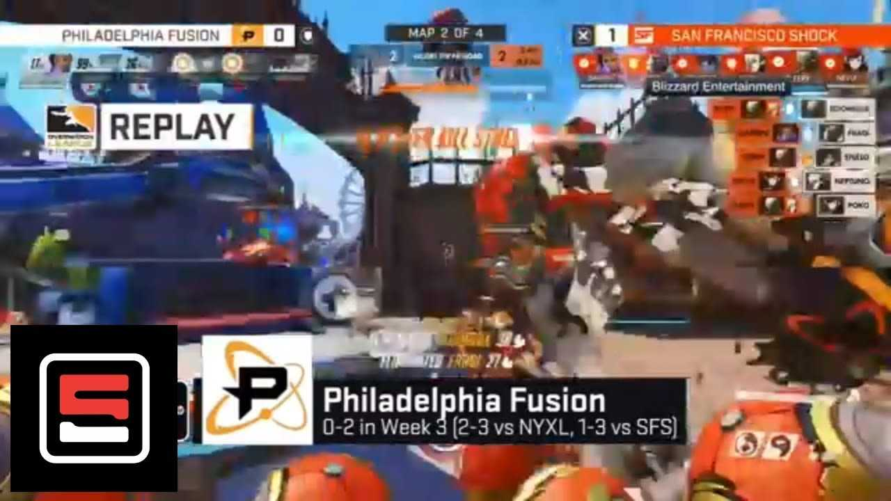 Overwatch League Power Rankings [April 23] | Esports | ESPN