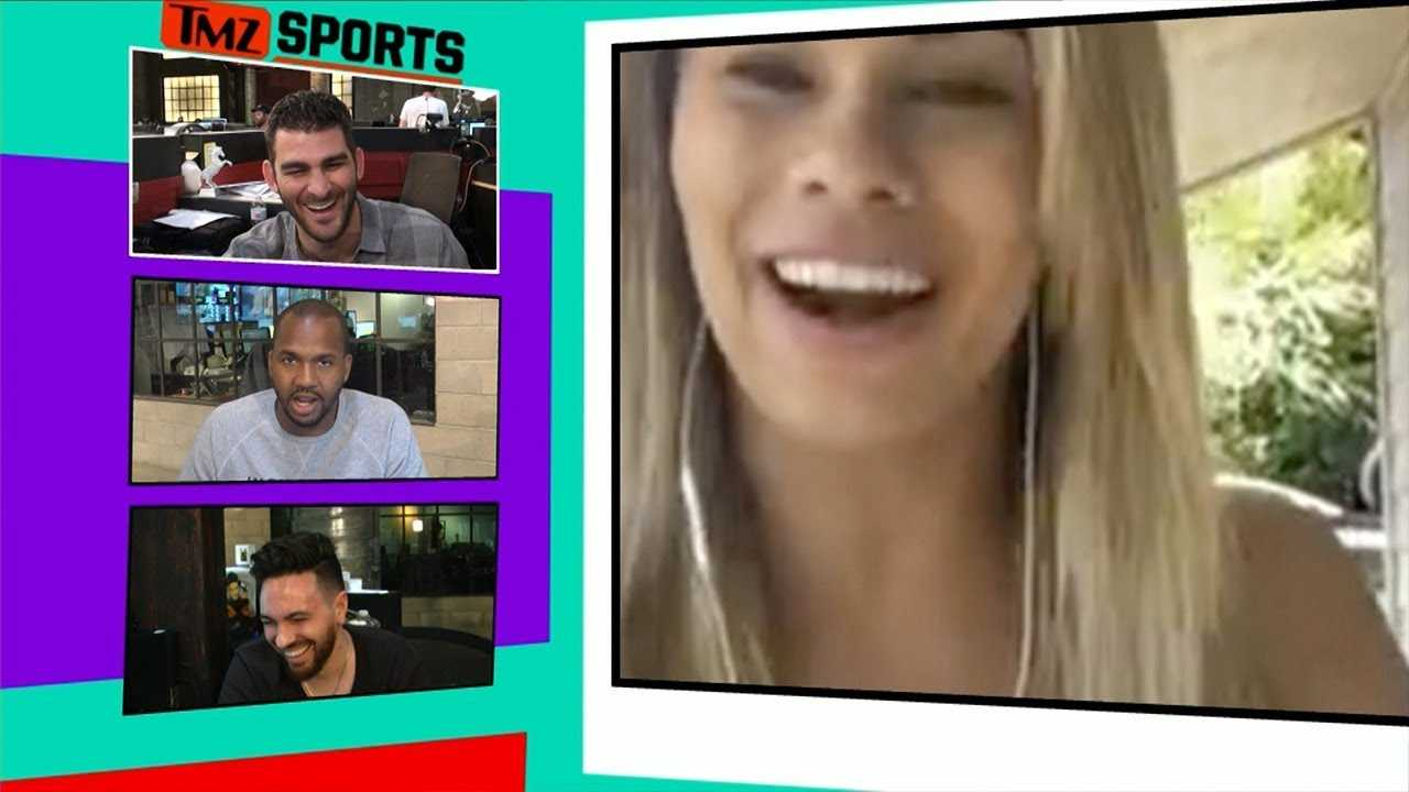Paige VanZant Survived Attack at Military Base During USO Tour | TMZ Sports