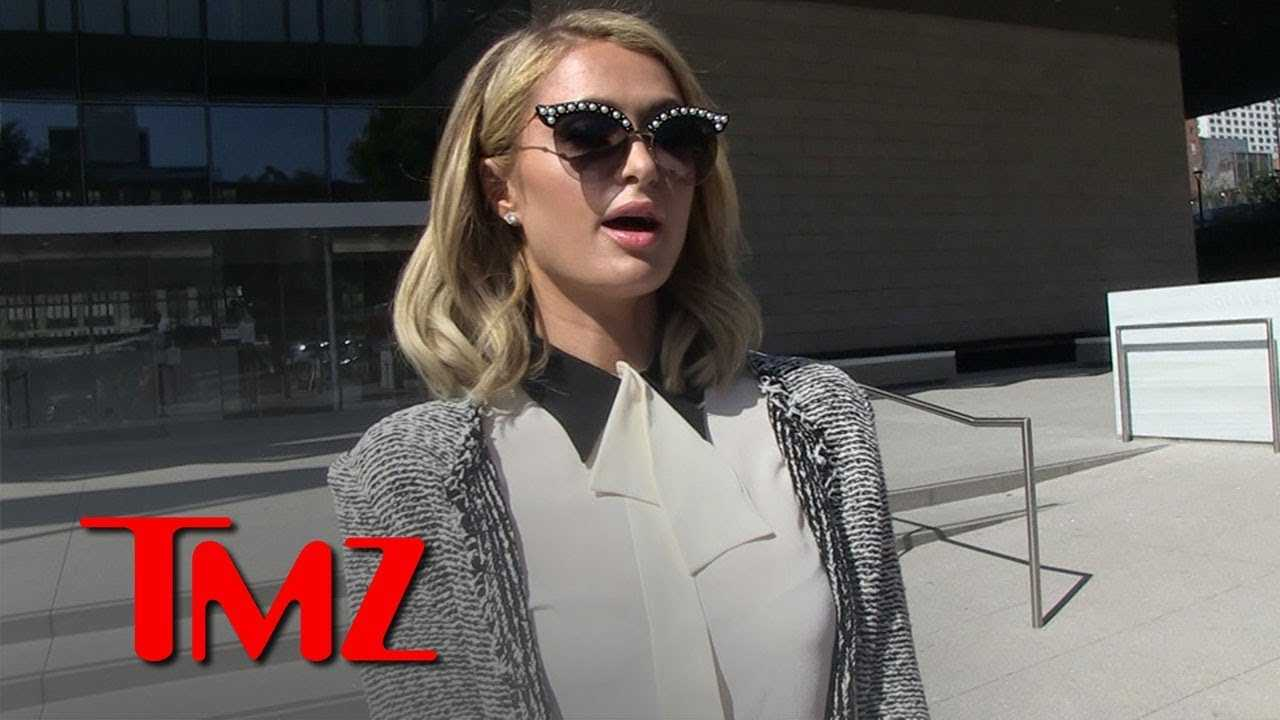Paris Hilton Comes Face to Face With Her Hacker in Court | TMZ