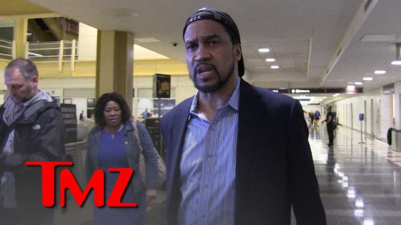 Pro-Trump Pastor Darrell Scott Invites Kaepernick to Kanye Summit | TMZ