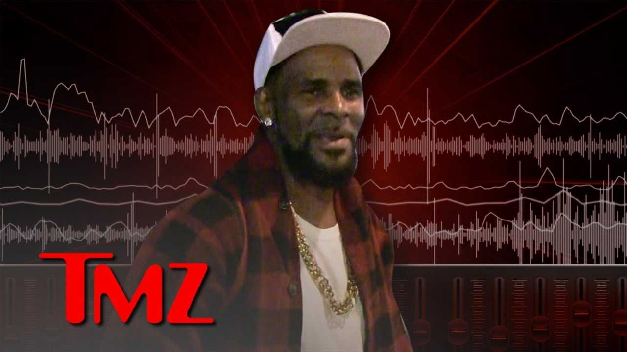 R. Kelly was Secretly Recorded, Blames Woman Suing him for STD | TMZ