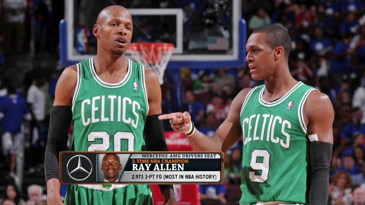 "Ray Allen on Celts Feud: ""I Don't Have Any Hatred Toward Them"" 