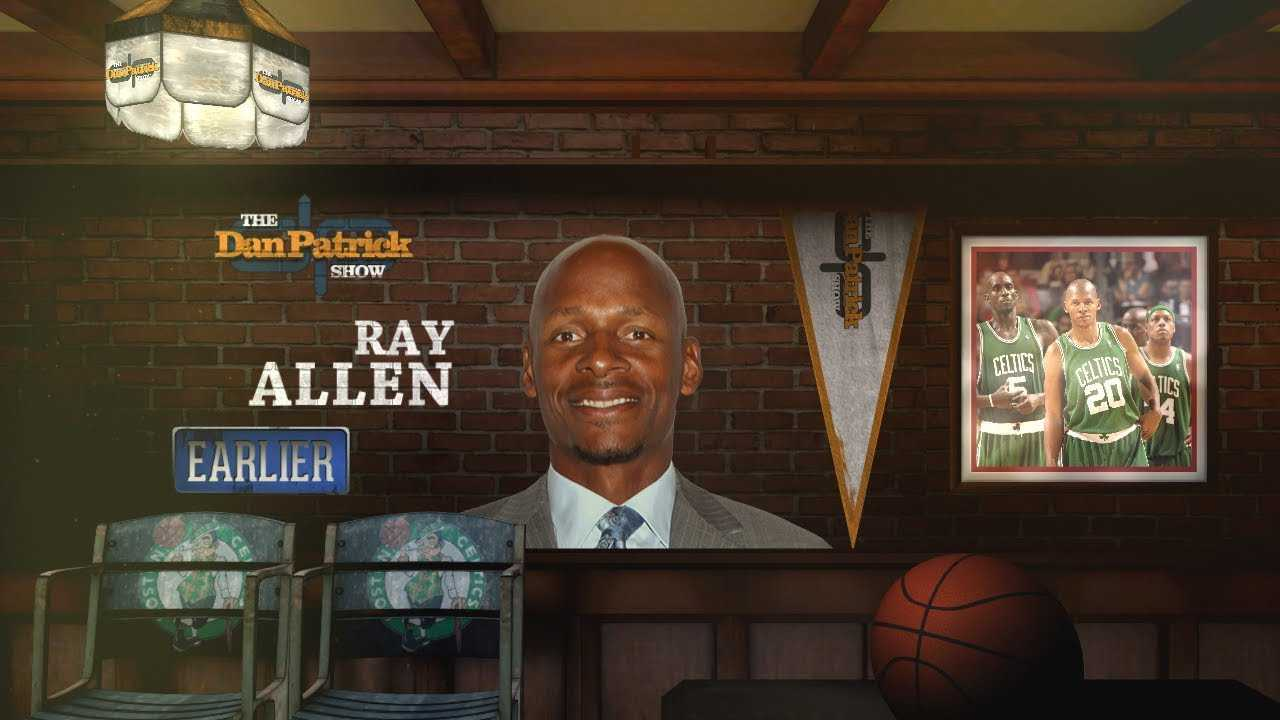"Ray Allen Talks New Book, Celtics Feud, ""He Got Game"" Sequel & More w/Dan Patrick 