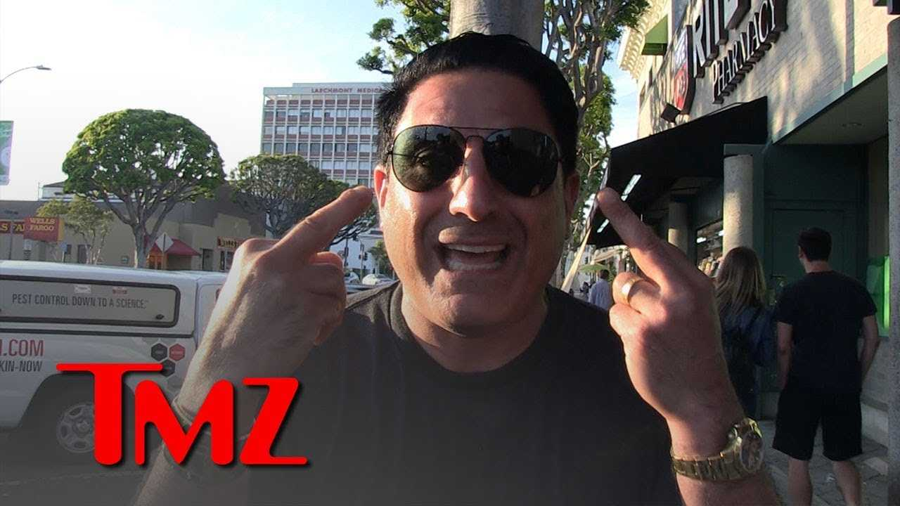 Reza from 'Shahs of Sunset' Supports Trump Pulling Out of Iran Deal | TMZ