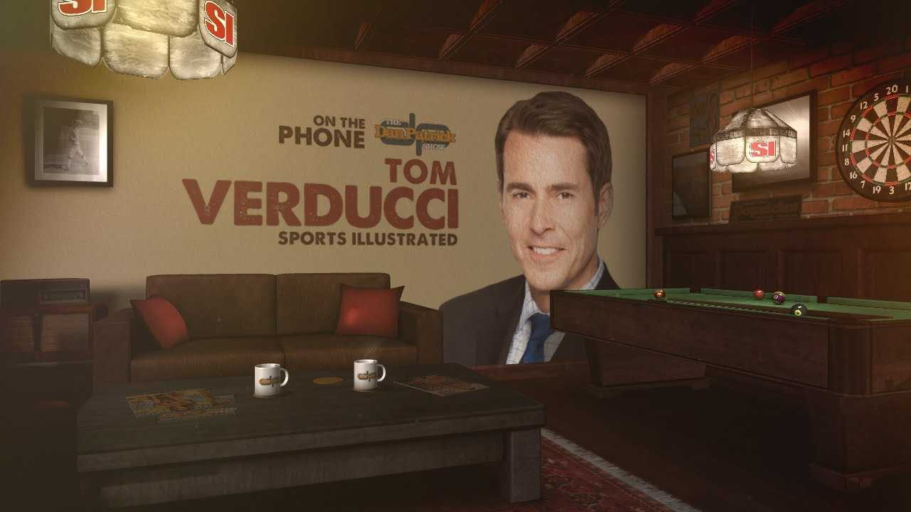 S.I.'s Tom Verducci Talks Dodgers, MLB Strikeout Binge & More w/Dan Patrick | Full Interview