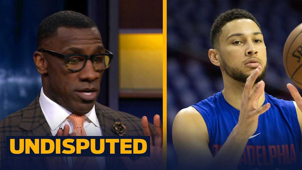 Shannon Sharpe on what Ben Simmons need to improve this offseason | NBA | UNDISPUTED