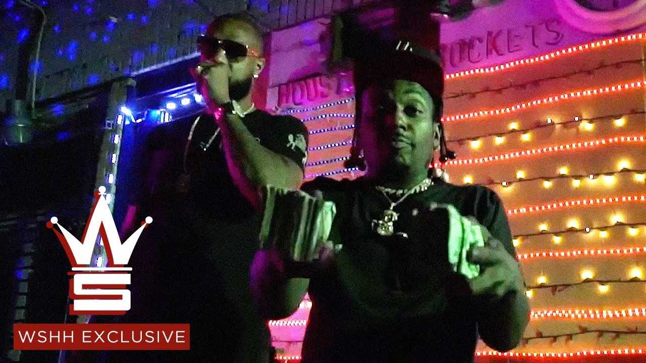 """Slim Thug Feat. Sauce Walka & Cam Wallace """"Ringin"""" (WSHH Exclusive – Official Music Video)"""