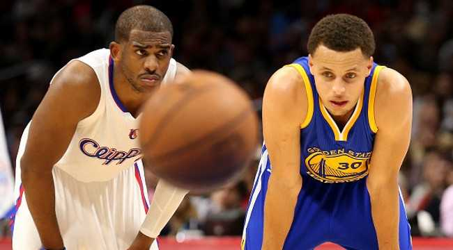 Steph Curry Says Chris Paul Has Been 'A Great Mentor' To Him