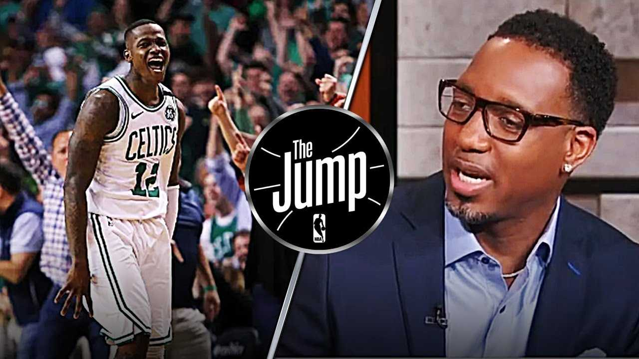 T-Mac Got Celtics Winning Game 7 Against Bucks | The Jump