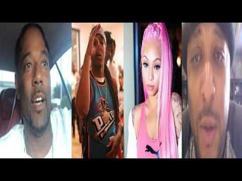 Tadoe Admits To Cuban Doll Situation? + Rappers 40 Glocc And Bleu Davinci React