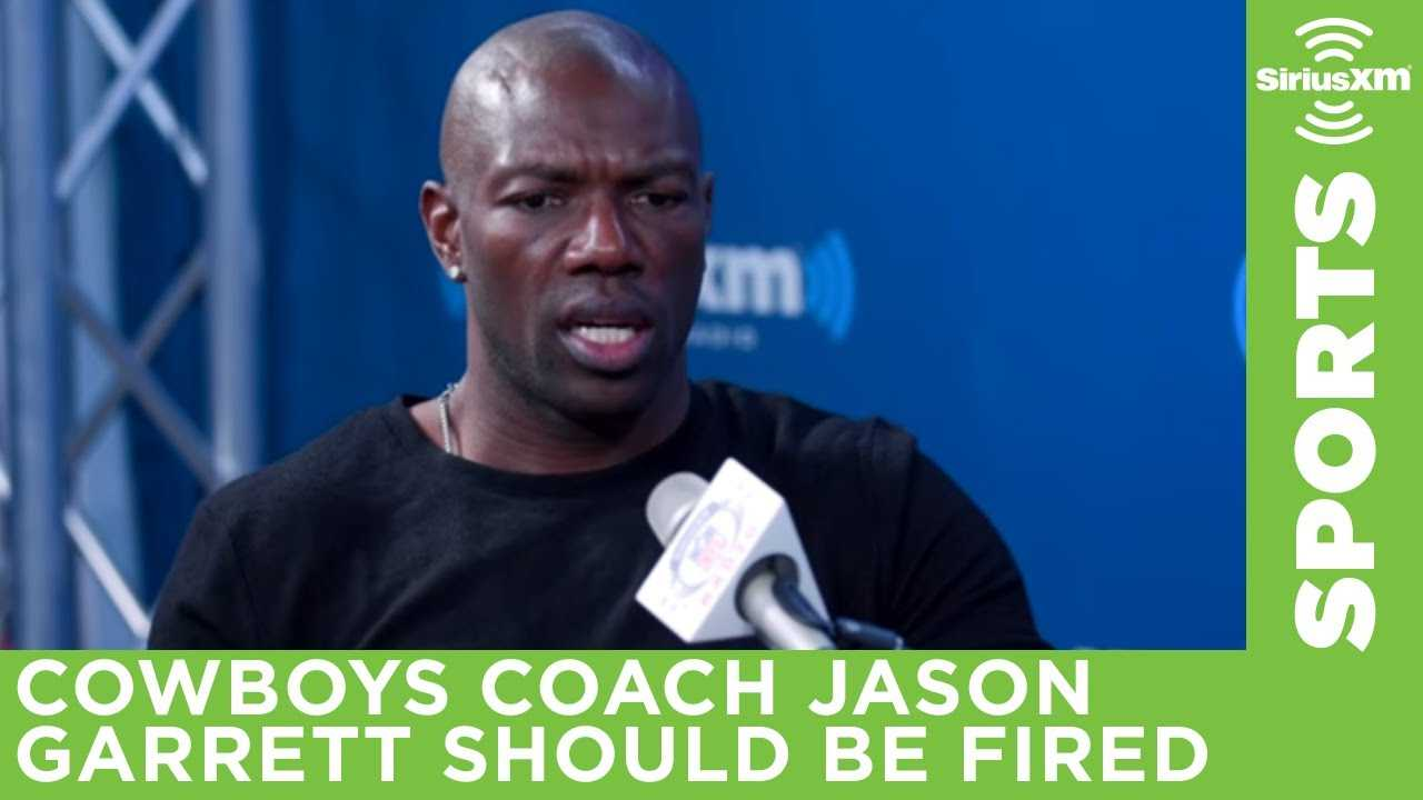 Terrell Owens doesn't understand why Cowboys head coach Jason Garrett hasn't been fired