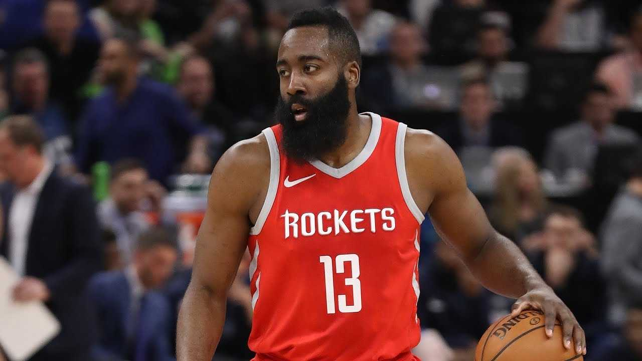 The Houston Rockets Score 50 Points in the 3rd Quarter!