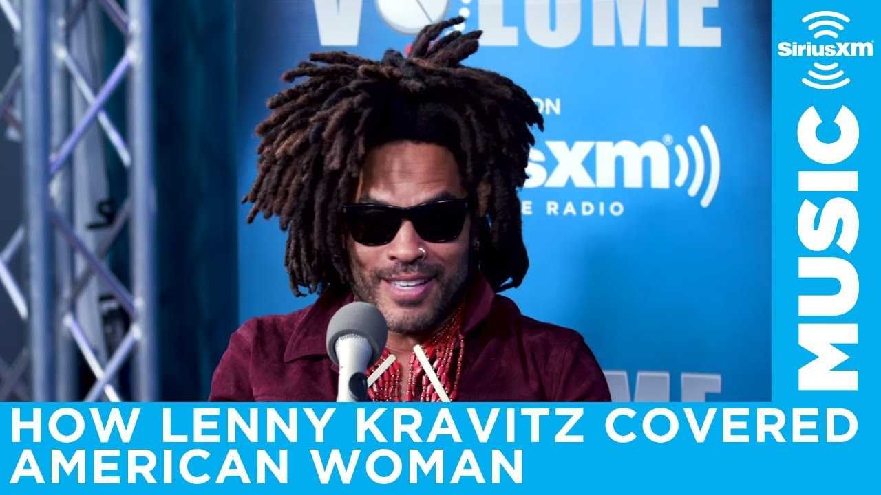 The story behind Lenny Kravitz covering American Woman