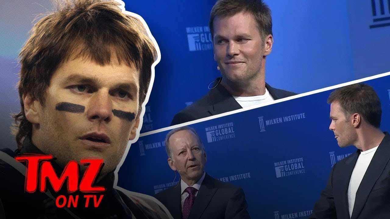 Tom Brady Praises Bill Belichick, 'Greatest Coach of All Time' | TMZ TV