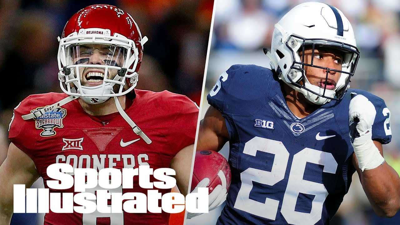 Top 10 NFL Draft Picks: Where Will Saquon Barkley, Baker Mayfield End Up? | Sports Illustrated