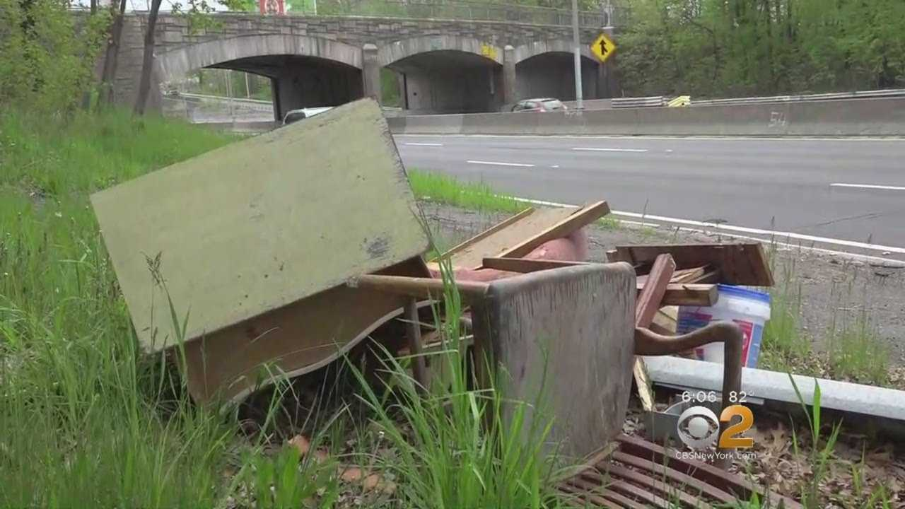 Trashy Roadways Cause For More Pricey Penalty?