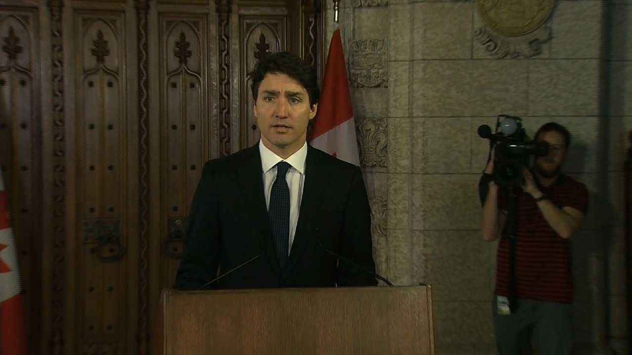 Trudeau: Toronto Suffered 'Senseless Attack'