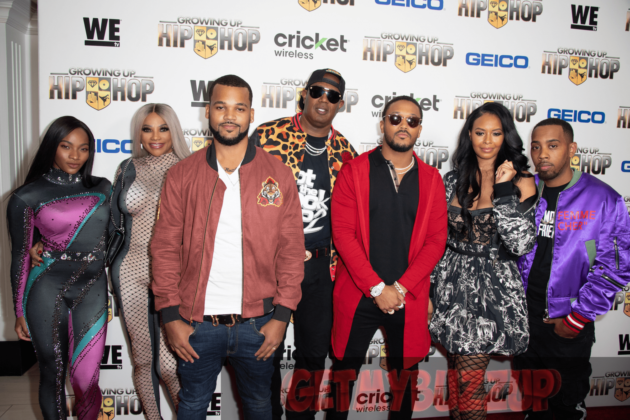 "ANGELA SIMMONS, VANESSA SIMMONS, ROMEO MILLER, MASTER P, PEPA ATTEND ""GROWING UP HIP-HOP"" PRIVATE SCREENING [PHOTOS]"
