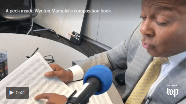Jazz musician Wynton Marsalis says hip-hop is more damaging than a statue of Robert E. Lee [Audio]