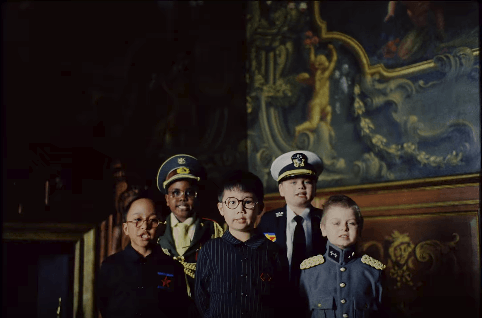 Young Fathers New Video Sees Dictators as Children [Video]