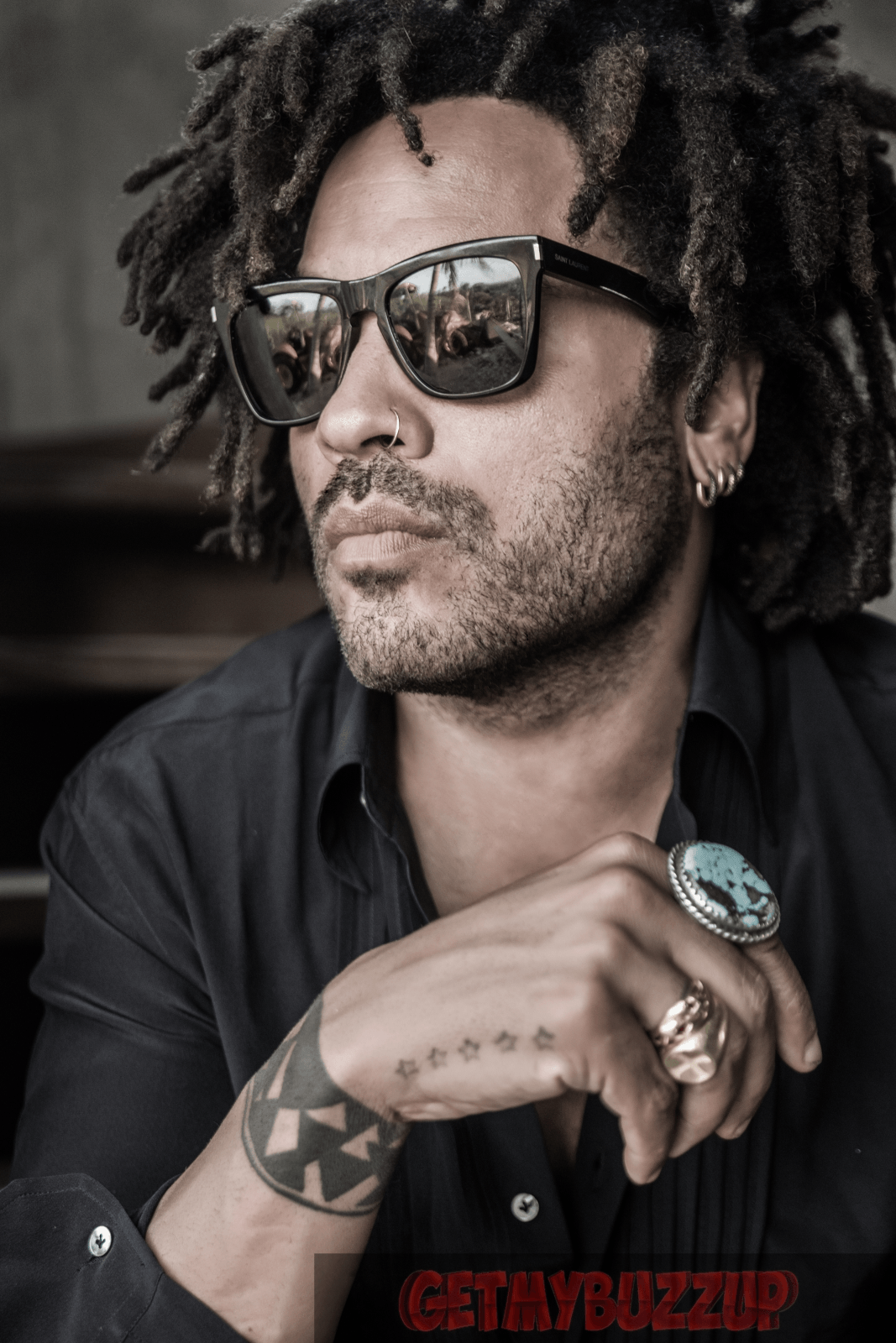 Lenny Kravitz on Race, God & Spreading Love Through Music [Interview]