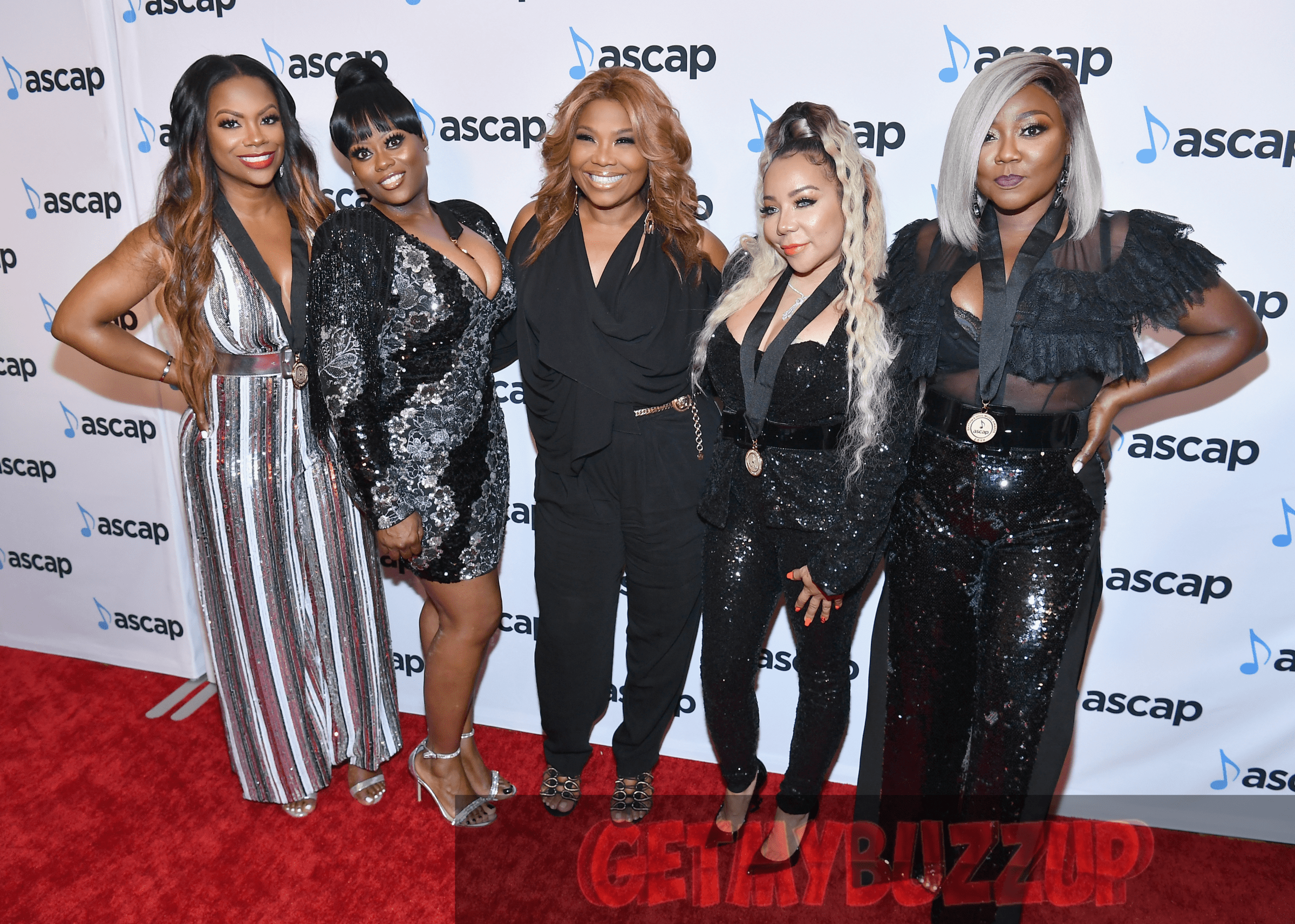 XSCAPE HONORED WITH ASCAP GOLDEN NOTE AWARD;CHART-TOPPING RAPPERS MIGOS ACCEPT ASCAP VANGUARD AWARD AT 2018 ASCAP RHYTHM & SOUL AWARDS [PHOTOS]