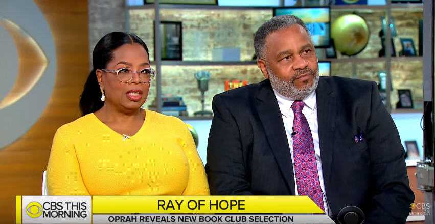 "Oprah and Anthony Ray Hinton Talks Book ""The Sun Does Shine: How I Found Life and Freedom on Death Row"" [Interview]"