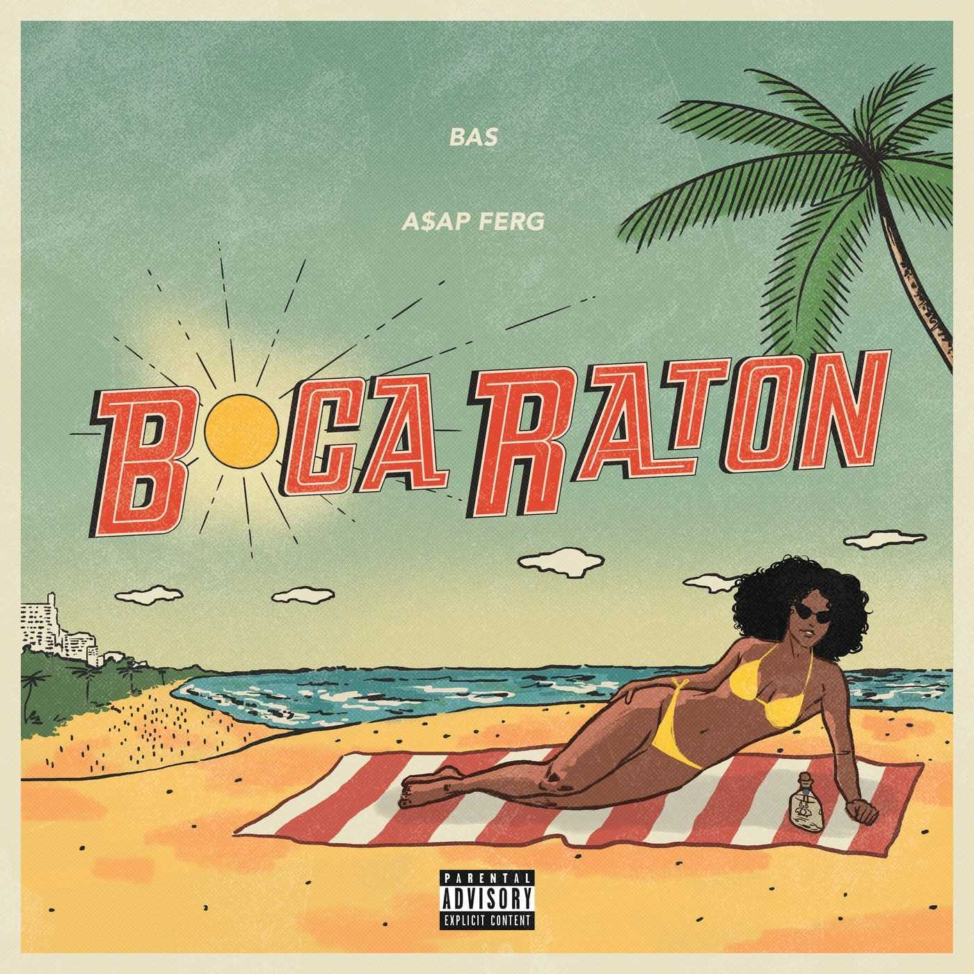 New Music: Bas | Boca Raton (feat. A$AP Ferg) [Audio]