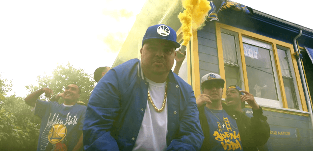 Bizzle Feat. K. Allico | WARRIORS (Cameo By Steph Curry) [Video]