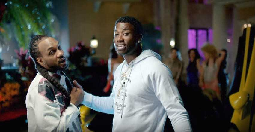 Damar Jackson & Gucci Mane | Retawded (NSFW) [Music Video]